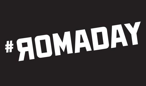 #romaday